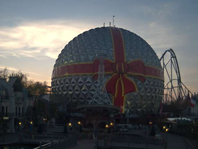 Webcam Europa Park
